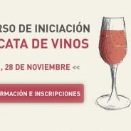 VII curso de iniciación a la cata de vinos