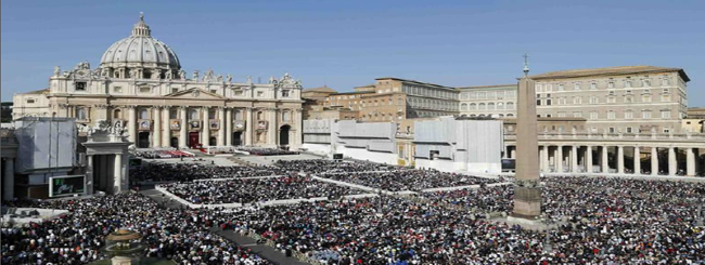 Viaje a Roma-Vaticano