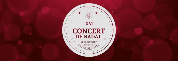 XVI Concert de Nadal