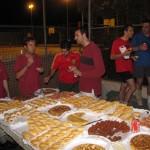 Celebracion Final temporada 2012-13