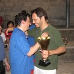 Final temporada 2012-13-Entrega trofeo azules