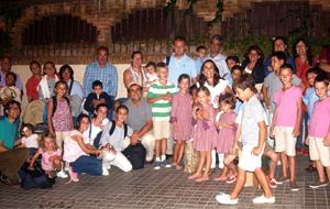 Jornada familiar en Torreciudad