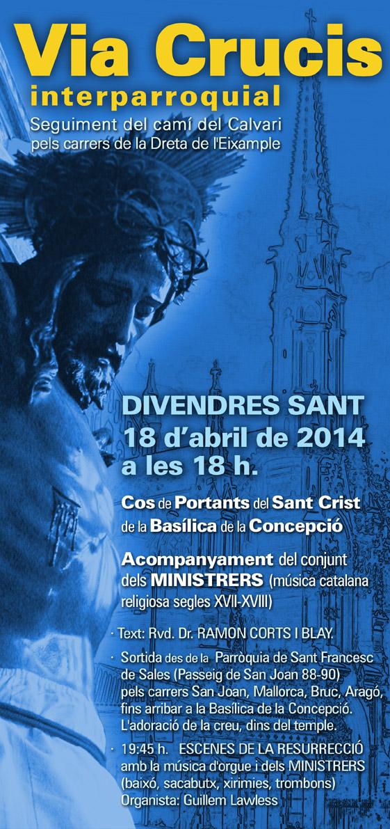 Via Crucis interparriquial
