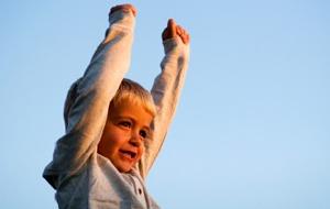 Inflar la autoestima de los niños