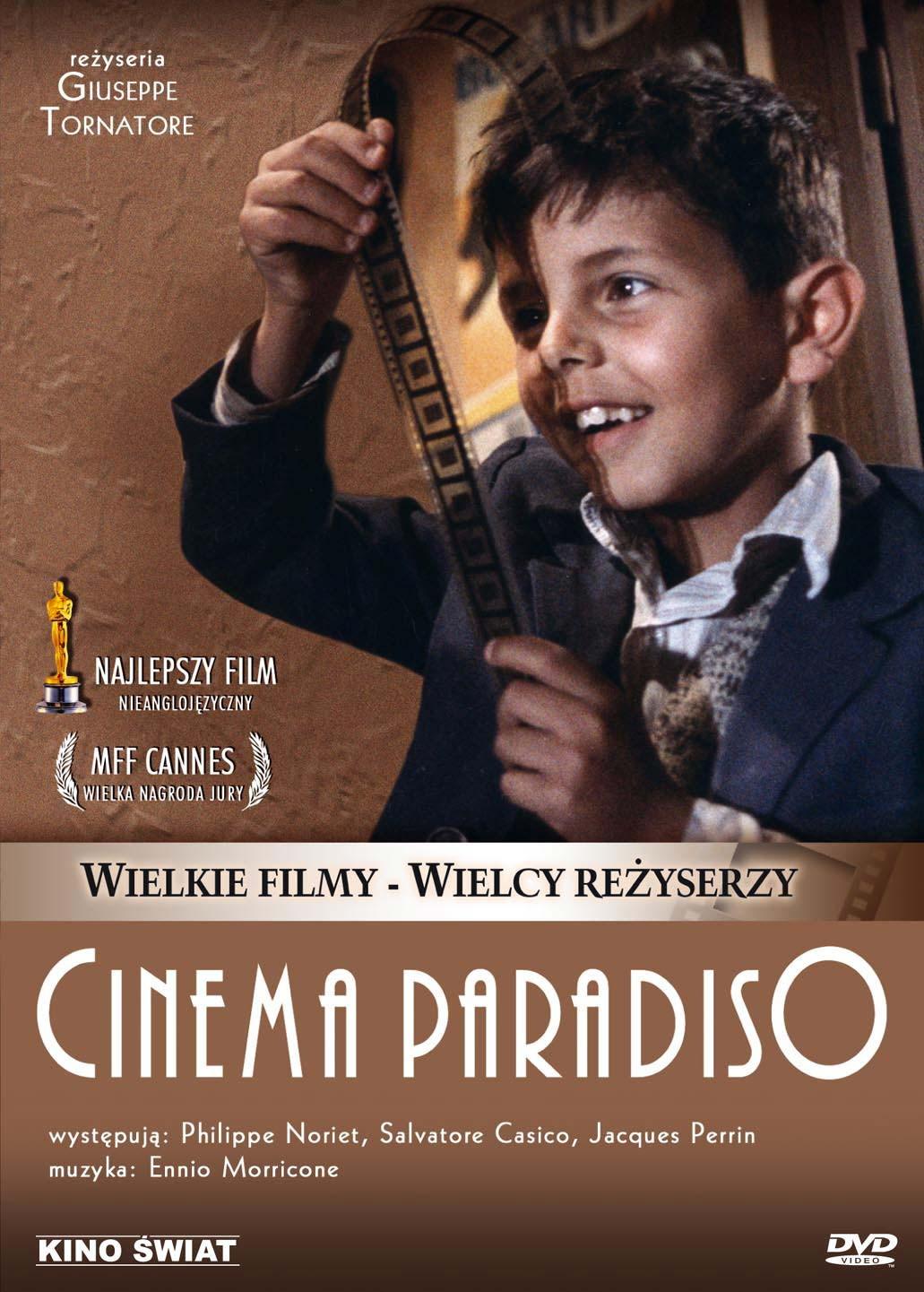 Cinema Paradiso portada