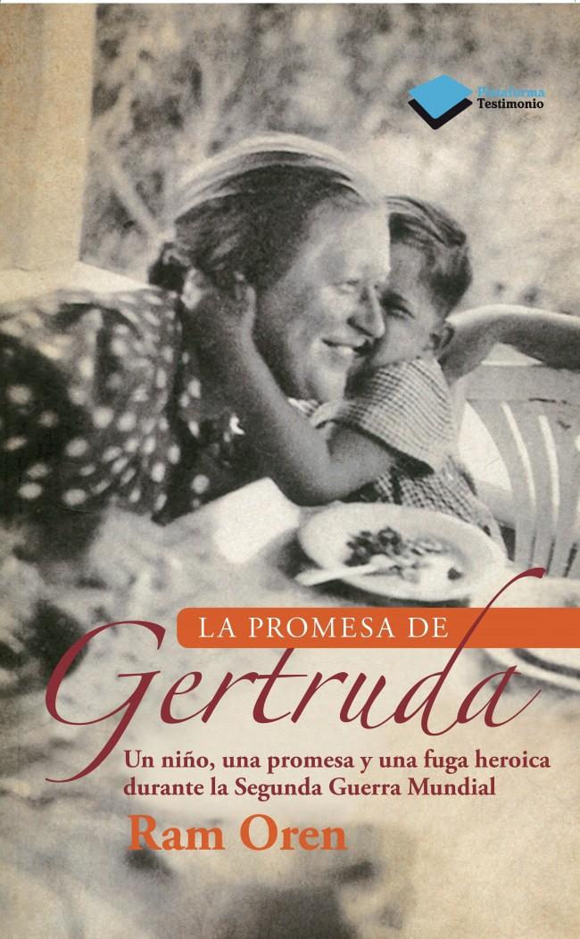 la promesa de gertruda portada libro