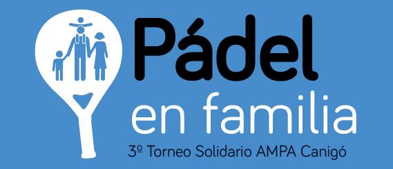 Padel en familia 3ª edición